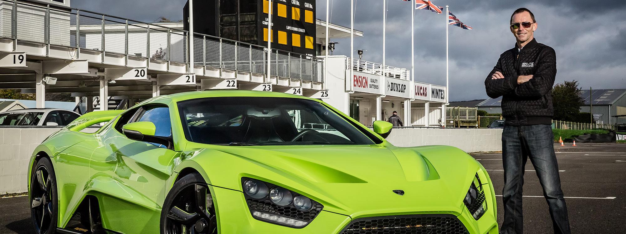 Lee Cunningham - Automotive Events
